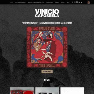 ArchiveBay.com - viniciocapossela.it - HOME - viniciocapossela
