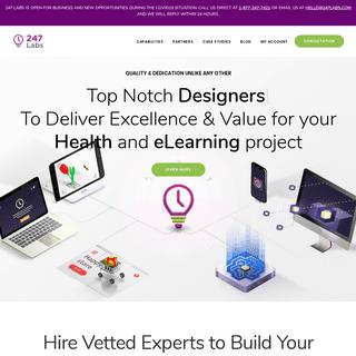 Honest Web and Mobile app Development Toronto - 247 Labs Company