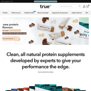 True Protein - Protein Powder & Sports Nutrition Supplements