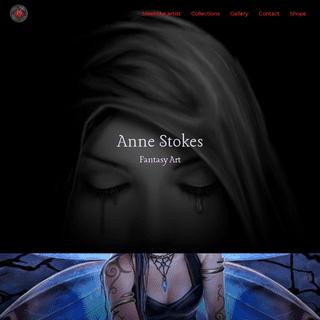 Anne Stokes Oficial Site - Gothic & Fantasy Art