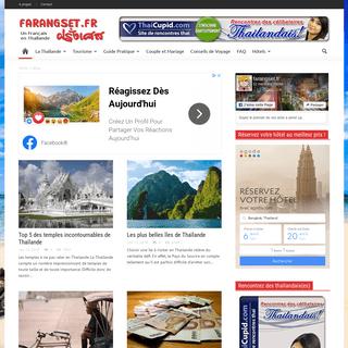 ArchiveBay.com - farangset.fr - Farangset - Un Français en Thaïlande