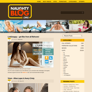NAUGHTYBLOG.org - World's Best Source of New Free Porn