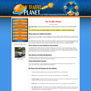 My Traffic Planet
