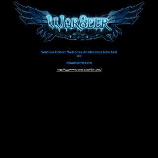 Warseer Reborn