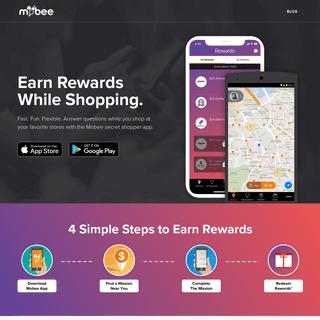 Earn Rewards with Our Secret Shopper App - Mobee App