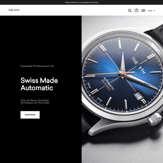 THE 5TH - Watches Worth Waiting For – The 5TH
