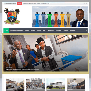 Lagos State Government – Centre of Excellence