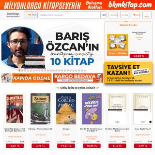 Kitap - bkmkitap.com - Türkiye'nin Kitapçısı