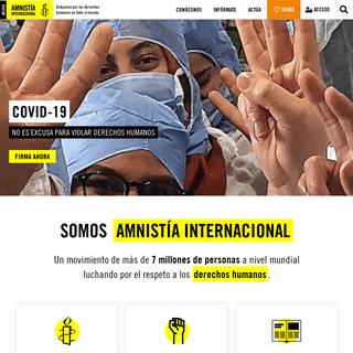 Home - amnistia.org.mx