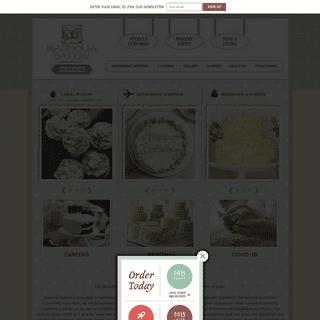 ArchiveBay.com - magnoliabakery.com - Magnolia Bakery