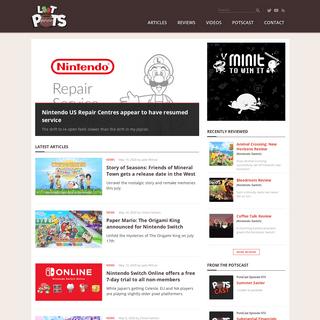 LootPots - Nintendo News, Reviews & More!