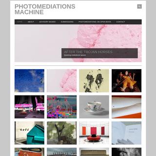 ArchiveBay.com - photomediationsmachine.net - Photomediations Machine