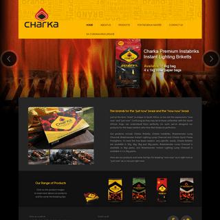 ArchiveBay.com - ilovemycharkabraai.co.za - Charka - Charcoal, Briquettes & Firelighters for the Perfect Braai