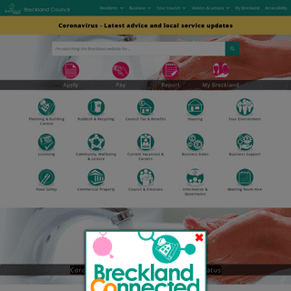 Breckland Council - Breckland Council