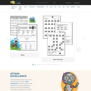 Free Worksheets and Math Printables You'd Actually Want to Print - edHelper