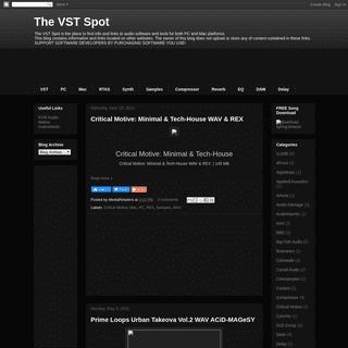 The VST Spot