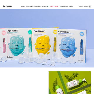 Dr. Jart+ Skincare–Dr.Jart+