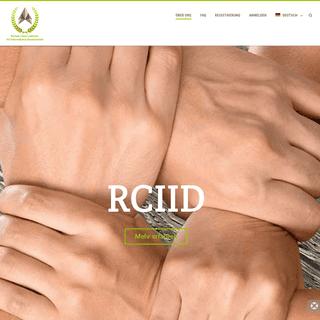 RCIID – Rocket-Chain Institute for International Development