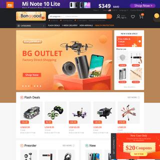 Banggood- Online Shopping for RC Cars, 3D Printer, Apparel & Home Decors