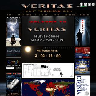 Veritas Radio - Internet UFO Paranormal and Alternative Radio Talk Show, Recent Sightings Of UFOs, Latest News - VERITAS Radio i