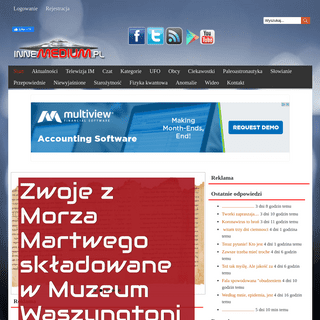 innemedium.pl - Informacje spoza oficjalnych źródeł