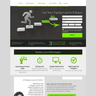 Get Cash Now - Cash Loans Online