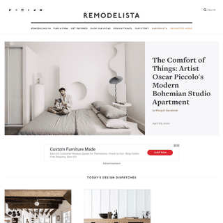 Remodelista - Sourcebook for the Considered Home