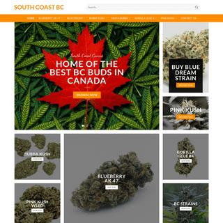 BC Strains, BC Buds Online in Canada Bubba Kush, Pink Kush & more