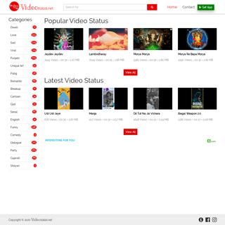 Video Status - videostatus.net