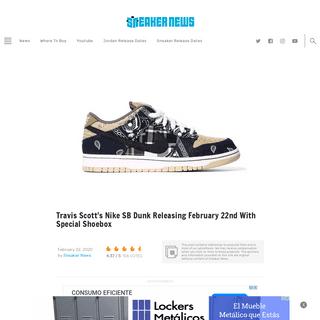 ArchiveBay.com - sneakernews.com/2020/02/22/travis-scott-nike-sb-dunk-low-release/ - Travis Scott Nike SB Dunk Special Box Release - SneakerNews.com