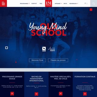 EM Normandie - Business School
