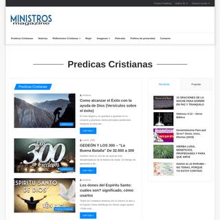 ArchiveBay.com - ministros.org - ᐈ 5000 Predicas Cristianas y Central de Sermones (2019)