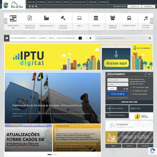 ArchiveBay.com - riodosul.sc.gov.br - Portal do Cidadão - PREFEITURA MUNICIPAL DE RIO DO SUL