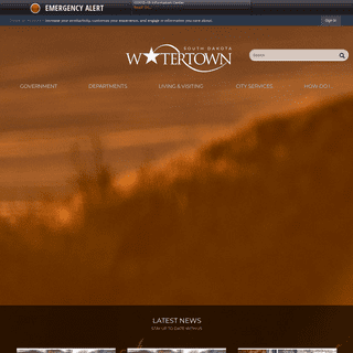 Watertown, SD - Official Website - Official Website