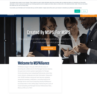 Home - MSP Alliance