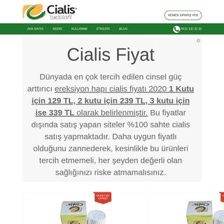 Cialis Fiyat - Orijinal Cialis 100 Mg Eczane Fiyatları