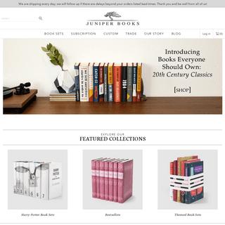 Juniper Books