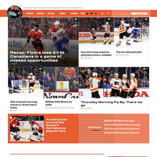 Philadelphia Flyers Schedule, Roster, News, and Rumors - Broad Street Hockey