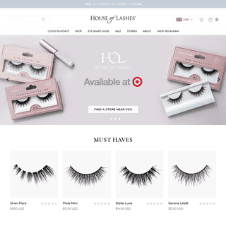 House of Lashes®