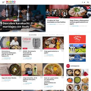 Comer Japonés (Roger Ortuño) • ComerJapones.com