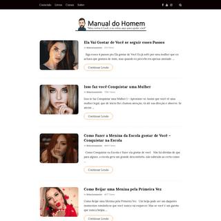 Manual do Homem – Blog Oficial