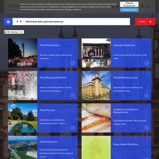 ArchiveBay.com - chorzow.eu - Urząd Miasta Chorzów - Chorzów wprawia w ruch