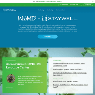 StayWell - Health Management, Health Education & More