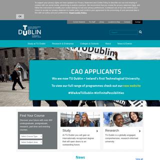 TU Dublin - City Campus - Technological University Dublin