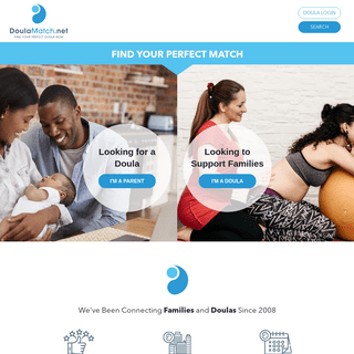 DoulaMatch - Find Your Perfect Doula Now