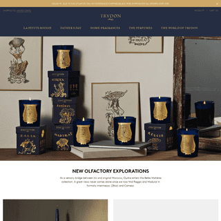 Trudon - Candlemaker since 1643