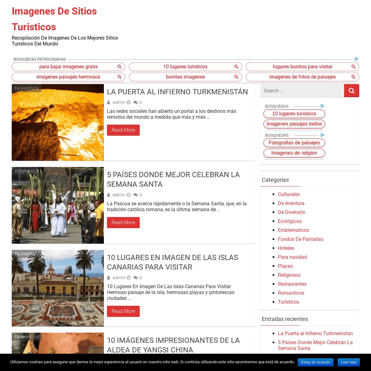 Imagenes De Sitios Turisticos