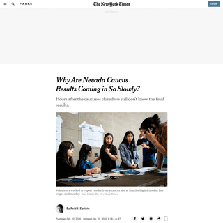 ArchiveBay.com - www.nytimes.com/2020/02/22/us/politics/nevada-results-delay.html - Why Are Nevada Caucus Results Coming in So Slowly- - The New York Times