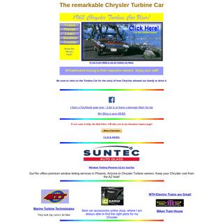 ArchiveBay.com - turbinecar.com - Chrysler turbine car user pages.