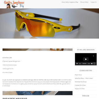 Oakley Sunglasses Blog - Your Ultimate Guide to the Best Oakley Sunglasses
